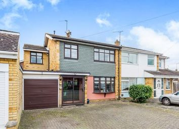 Thumbnail 4 bed semi-detached house for sale in Patmore Way, Romford