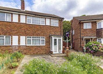 Thumbnail 3 bed semi-detached house for sale in Princes Close, Teddington