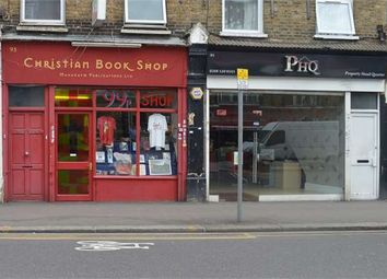Thumbnail Retail premises for sale in Wood Street, Walthamstow, London