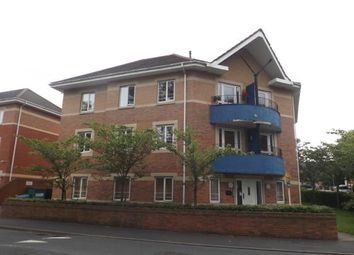Thumbnail 2 bed flat for sale in Seattle House, 10 The Moorings, Birmingham