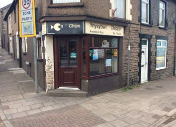 Thumbnail Retail premises for sale in High Street, Ynysybwl, Pontypridd