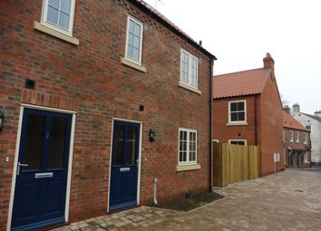 Thumbnail 3 bed semi-detached house to rent in Betts Mews, Church Street, Louth