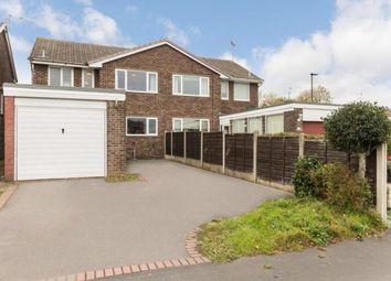 Thumbnail 3 bed semi-detached house for sale in Twickenham Court, Halfway, Sheffield, South Yorkshire