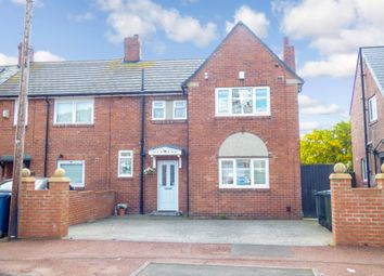 3 bed terraced house for sale in Weldon Crescent, High Heaton, Newcastle Upon Tyne NE7