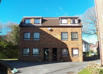 Thumbnail 1 bed flat to rent in Llwynderw Drive, West Cross, Swansea
