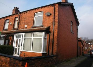 Thumbnail 3 bedroom end terrace house to rent in Abingdon Road, Bolton