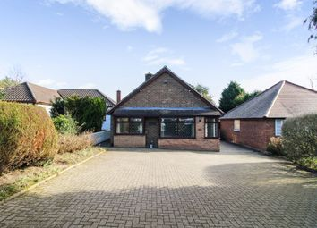 Thumbnail 2 bed bungalow for sale in Woodland Road, Burton-On-Trent, Staffordshire