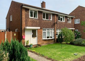 3 bed semi-detached house for sale in Linnet Drive, Tile Kiln, Chelmsford CM2