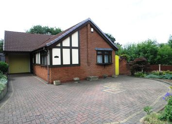 Thumbnail 2 bed detached bungalow for sale in Foxes Ridge, Cradley Heath