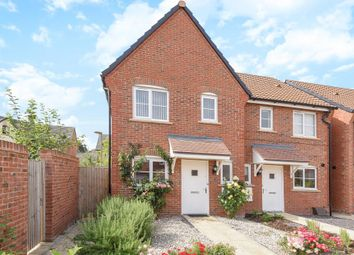 Thumbnail 2 bedroom semi-detached house for sale in Harrier Drive, Didcot