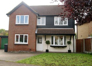 Thumbnail 4 bed detached house for sale in Grosvenor Close, Thorley, Bishop's Stortford