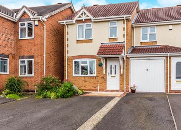Thumbnail 2 bed semi-detached house for sale in The Gables, Newhall, Swadlincote