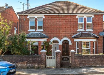 Thumbnail 3 bed semi-detached house for sale in Rockleigh Road, Bassett, Southampton, Hampshire