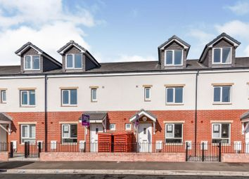 Thumbnail 3 bed terraced house for sale in Byron Street, Cardiff