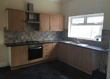 Thumbnail 3 bed terraced house to rent in Cornwall Street, Hartlepool