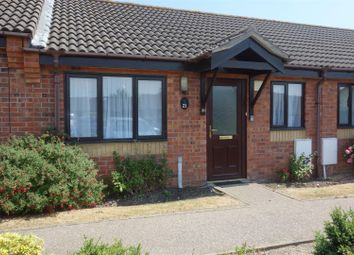 Thumbnail 1 bed detached house to rent in Herivan Close, Oulton, Lowestoft