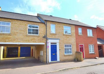 Thumbnail 3 bedroom terraced house for sale in Bakers Link, Eynesbury Manor, St Neots, Cambridgeshire