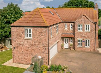 Thumbnail 5 bedroom detached house for sale in Wolsey House, Keesbury Park, Cawood, Selby