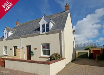 Thumbnail 2 bed semi-detached house for sale in Elysium, 2 Clos De Haut Terrain, Route Des Clos Landais, St Saviour's