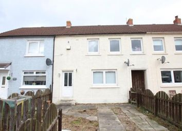 Thumbnail 3 bed terraced house for sale in Poplar Place, Blantyre, Glasgow, South Lanarkshire