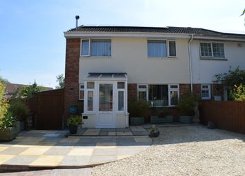 Thumbnail 3 bed end terrace house for sale in Wolmer Close, Bridgwater