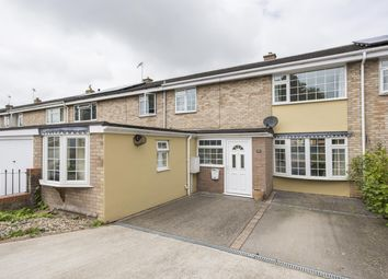 Thumbnail 4 bedroom terraced house for sale in Yeoman Crescent, Hadleigh
