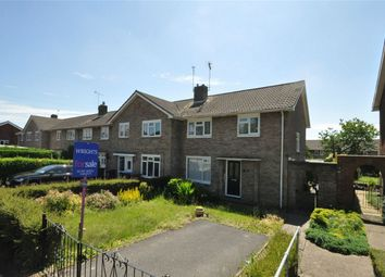 Thumbnail 3 bed end terrace house for sale in Wellcroft Road, Welwyn Garden City, Hertfordshire