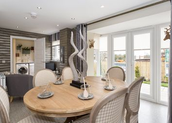 "Thumbnail 4 bedroom detached house for sale in ""Dunvegan"" at Ravenscliff Road, Motherwell"