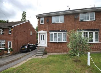 Thumbnail 3 bed semi-detached house for sale in Southolme Close, Kirkstall, Leeds, West Yorkshire
