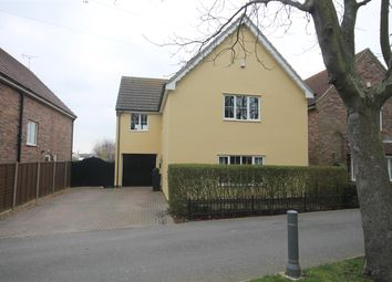 Thumbnail 4 bed detached house for sale in The Street, Little Clacton, Clacton-On-Sea