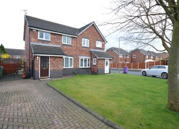 Thumbnail 3 bed semi-detached house for sale in Crossley Drive, Wavertree, Liverpool
