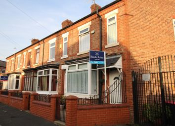 Thumbnail 3 bed terraced house for sale in Rowsley Street, Salford