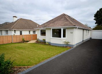 Thumbnail 4 bed detached bungalow for sale in Marley Avenue, New Milton