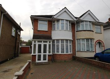Thumbnail 3 bedroom semi-detached house to rent in Sandhurst Road, London