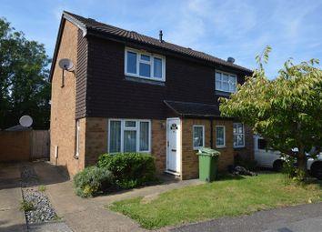Thumbnail 3 bed semi-detached house to rent in Ashenden Walk, Tunbridge Wells