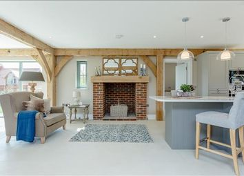 Thumbnail 4 bed detached house for sale in Ghyll House Farm, Horsham, West Sussex