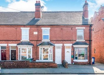 Thumbnail 3 bed terraced house for sale in Cannock Road, Cannock, Staffordshire