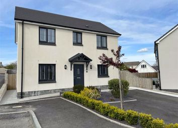 Thumbnail 3 bed detached house for sale in Bro Mebyd, Bancffosfelen, Llanelli