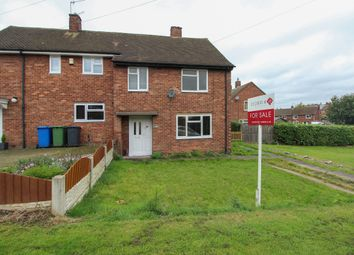 Thumbnail 3 bed semi-detached house for sale in Salisbury Crescent, Newbold, Chesterfield