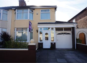 Thumbnail 3 bed semi-detached house for sale in Frankby Road, Liverpool