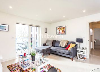 Thumbnail 2 bed flat for sale in Crested Court, 3 Shearwater Drive, London