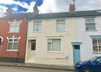 Thumbnail 4 bedroom terraced house for sale in Chaucer Street, Poets Corner, Northampton