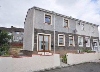 Thumbnail 3 bed semi-detached house for sale in 12 Edlinton Terrace, Dailly