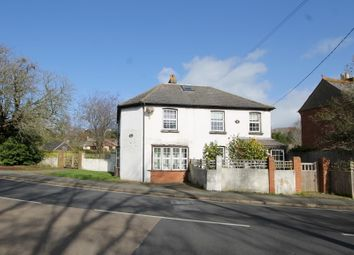 Thumbnail 4 bed cottage for sale in School Green Road, Freshwater
