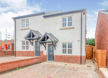 Thumbnail 2 bed semi-detached house for sale in Heaton Green, Dowbridge, Kirkham