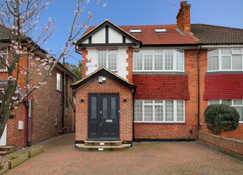 5 bed semi-detached house to rent in Gibbon Road, London W3