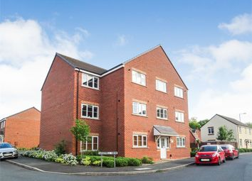 Thumbnail 2 bed flat for sale in Stone Drive, Shifnal, Shropshire