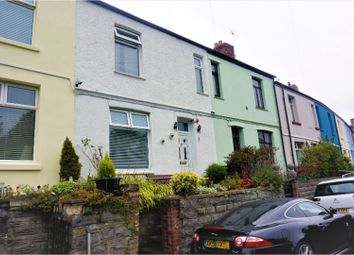 Thumbnail 3 bed terraced house for sale in Hill Terrace, Penarth