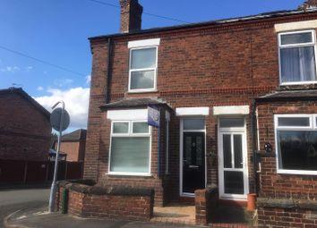 2 bed end terrace house for sale in Morley Road, Walton, Warrington WA4