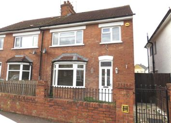 Thumbnail 3 bed property to rent in Great Northern Road, Dunstable